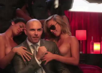 PitBull - Don't Stop The Party Segue (B.E.P to Pitbull Dvdj Reel V-Edit)