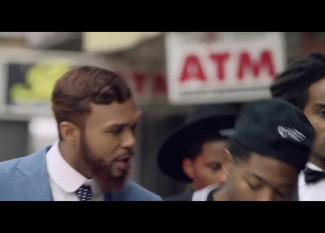 Jidenna ft Roman GianArthur - Classic Man (PeteDown Trans 120-94 Reel V-Edit) HD