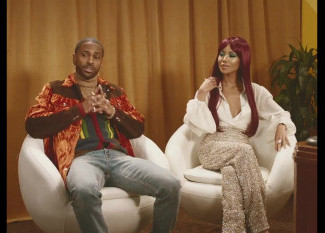 Big Sean & Jhene Aiko - Talk Show