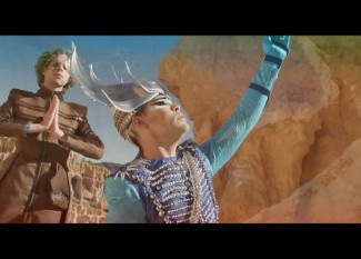 Empire of the Sun - Alive (Kay Stafford Mix Clean-Lya Video)